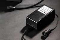 Elektrocaddy Kompakter Lithium Ionen Akku